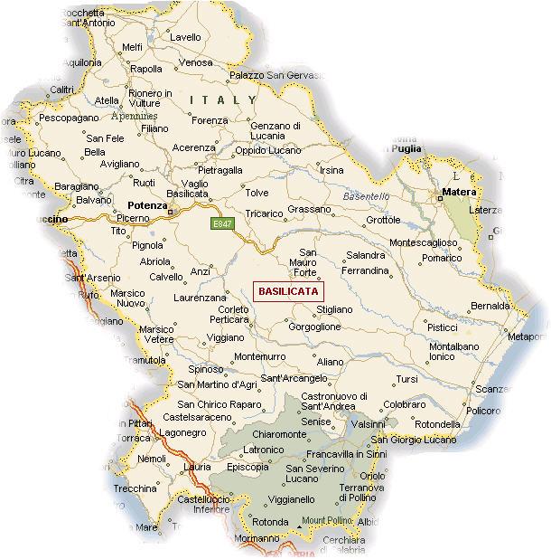 Cartina Geografica Politica Della Basilicata.Cerca Utenti In Basilicata