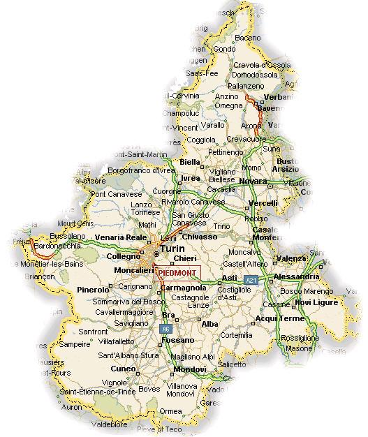 Cartina Dettagliata Piemonte.Cerca Utenti In Piemonte